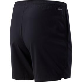 "New Balance Accelerate 7"" Shorts Men black"